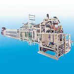 Picture of Tire Tube Machine for Batch-Off Machine