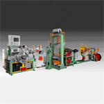 Picture of Hexagonal Square Section Bead Wire Grommet Machine