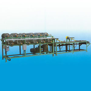 Picture of Bicycle Tread Cooling & Winding Conveyor for Model No AW-BT-1