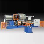 Two Units Ply Servicer/ Shuttle Type Machines