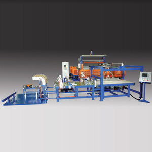 Picture of Horizontal Ply Cutter For Pcr Tire for Model No AW-HB-A-PCR