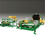 Picture of Horizontal Ply Cutter For Pcr Tire for Model No AW-HB-PCR-B