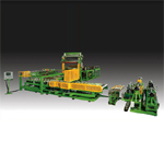 Picture of Horizontal Ply Cutter For Pcr Tire for Model No AW-HB-PCR-C