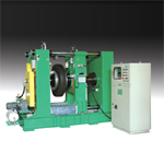 Picture of Tire Tube Machine for Measuring, Testing Machine