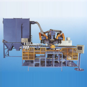 Picture of White Sidewall Lettering Buffing Machine For Radial Passenger Tire